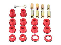 Rugged Ridge Polyurethane Front Control Arm Bushing Kit (07-18 Jeep Wrangler JK)