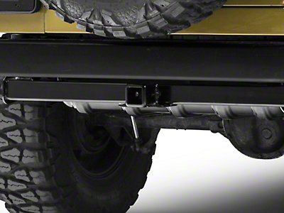 Rugged Ridge 2 in. Receiver Hitch (97-06 Wrangler TJ)