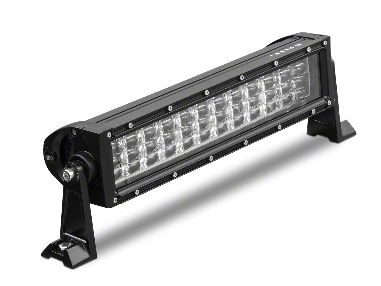 Raxiom 14 in. 4-Row High Power LED Light Bar - Spot/Spread Combo