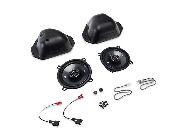Select Increments Dash-Pods (97-06 Jeep Wrangler TJ)