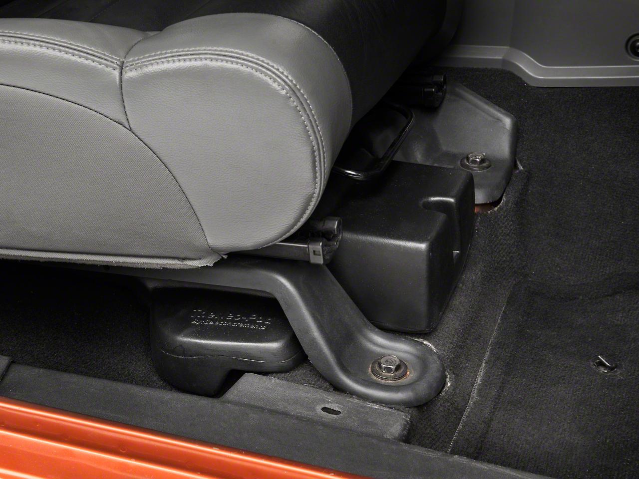 Select Increments Neo-Pod (07-18 Jeep Wrangler JK 4 Door)