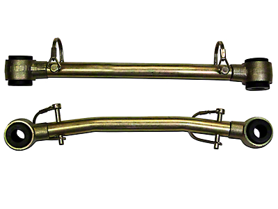 SkyJacker Front Sway Bar Extended Quick Disconnect End Links for 3.5-6 in. Lift (87-95 Wrangler YJ)