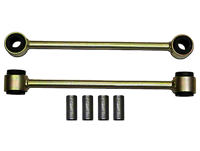 SkyJacker Front Sway Bar Extended End Links for 2-4 in. Lift (97-06 Wrangler TJ)