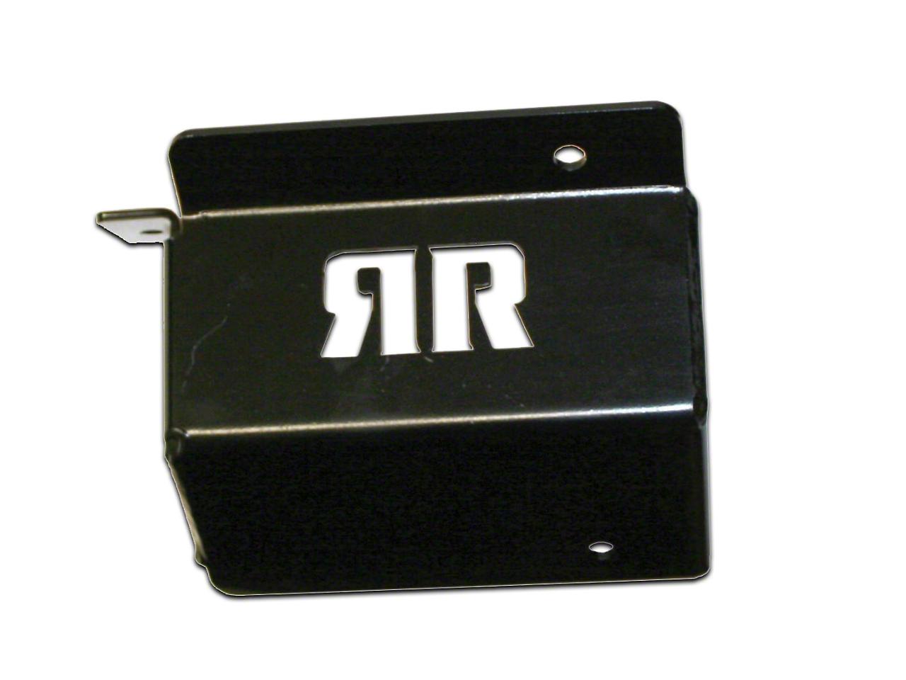 SkyJacker Rock Ready Steering Box Skid Plate (97-06 Jeep Wrangler TJ)