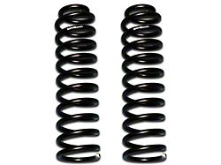 SkyJacker Softride Front Coil Springs for 4-5 in. Lift (07-18 Jeep Wrangler JK)