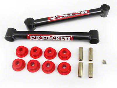SkyJacker Standard Rear Lower Control Arms for 2-5 in. Lift (07-18 Wrangler JK)