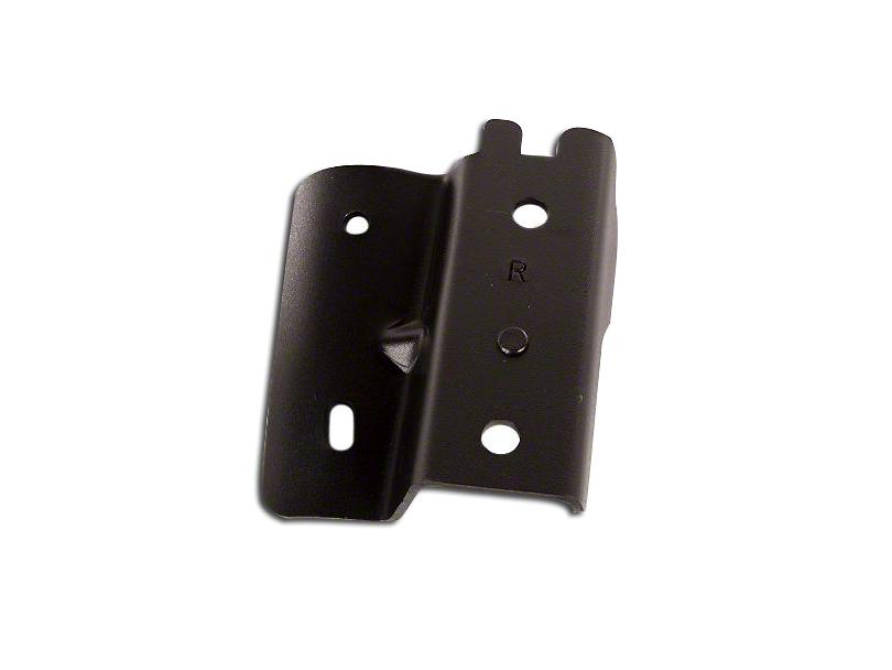 1 & 4 Soft Top Bow Bracket (13-18 Jeep Wrangler JK 4 Door)