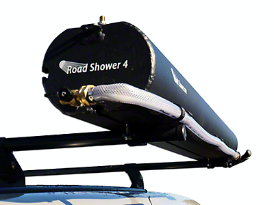 Road Shower 4 Portable Outdoor Shower System (87-18 Wrangler YJ, TJ, JK & JL)
