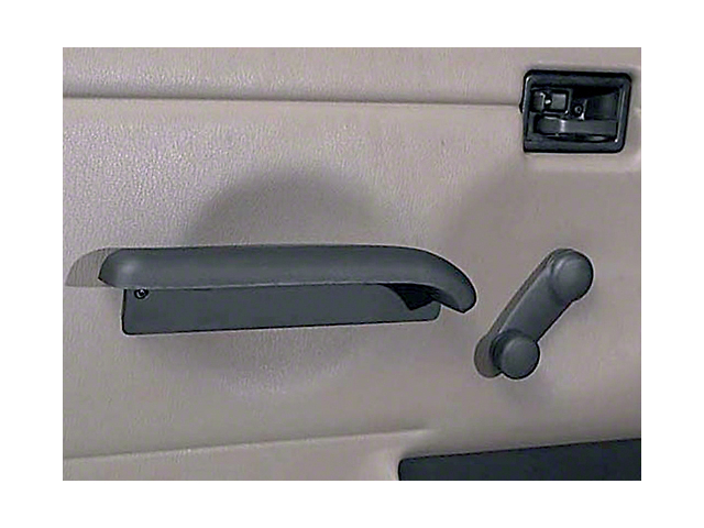 Rugged Ridge Full Door Arm Rests (87-95 Jeep Wrangler YJ)