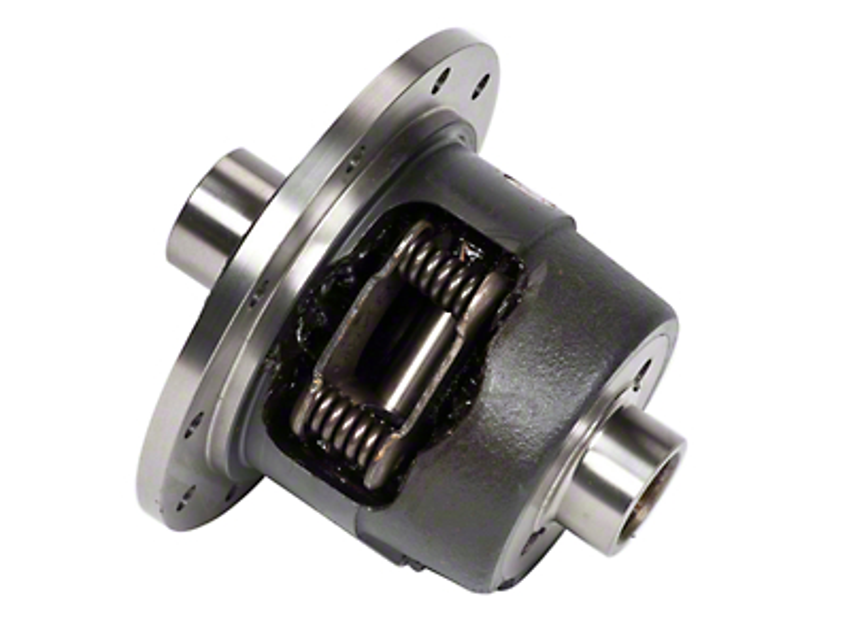 Auburn Gear Pro Series Limited Slip for 30 Spline Dana 44 - 3.92 and Up (87-18 Wrangler YJ, TJ & JK)