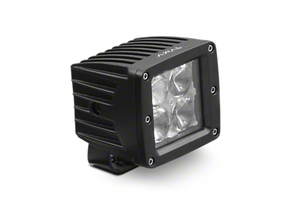 Axial 3 in. 6-LED Cube Light - Flood Beam