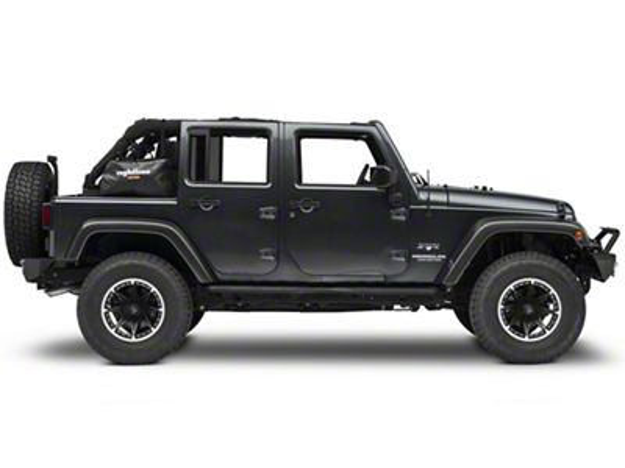 Interior Accessories 4 Door Rightline Gear 100j75 B Side Storage Bags For Jeep Wrangler Jk Automotive Samel Com Br
