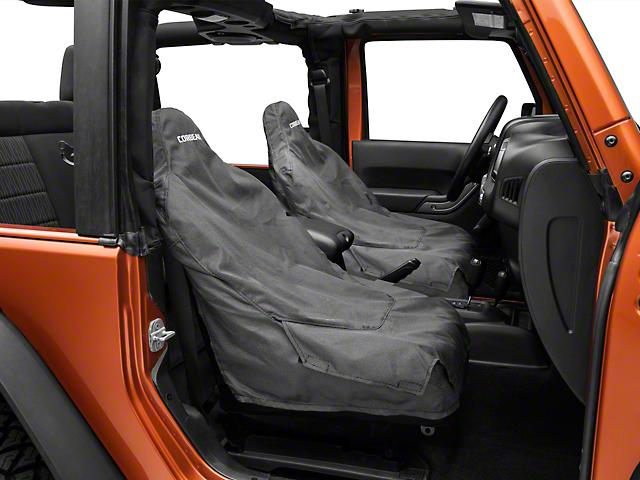 Corbeau Baja SS and JP Protective Seat Saver (87-20 Jeep Wrangler YJ, TJ, JK & JL)