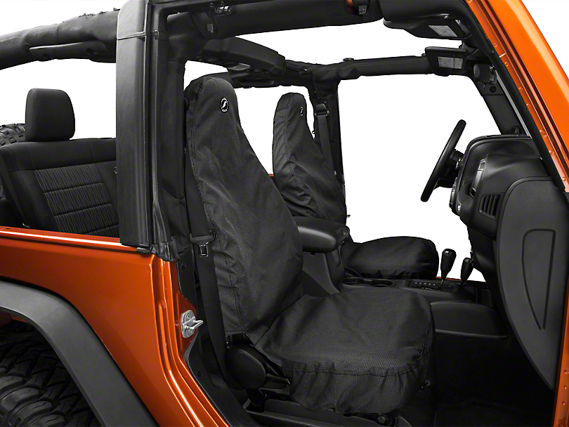 Corbeau Moab Protective Seat Saver (87-20 Jeep Wrangler YJ, TJ, JK & JL)