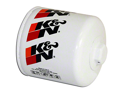 K&N Performance Gold Oil Filter (87-93 2.5L or 4.2L Wrangler YJ)