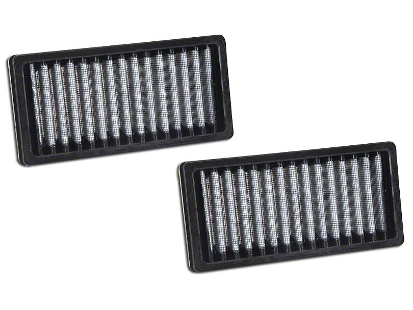 K&N Cabin Air Filter (11-18 Jeep Wrangler JK)