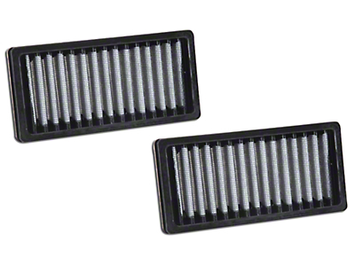 K&N Cabin Air Filter (11-18 Jeep Wrangler JK)
