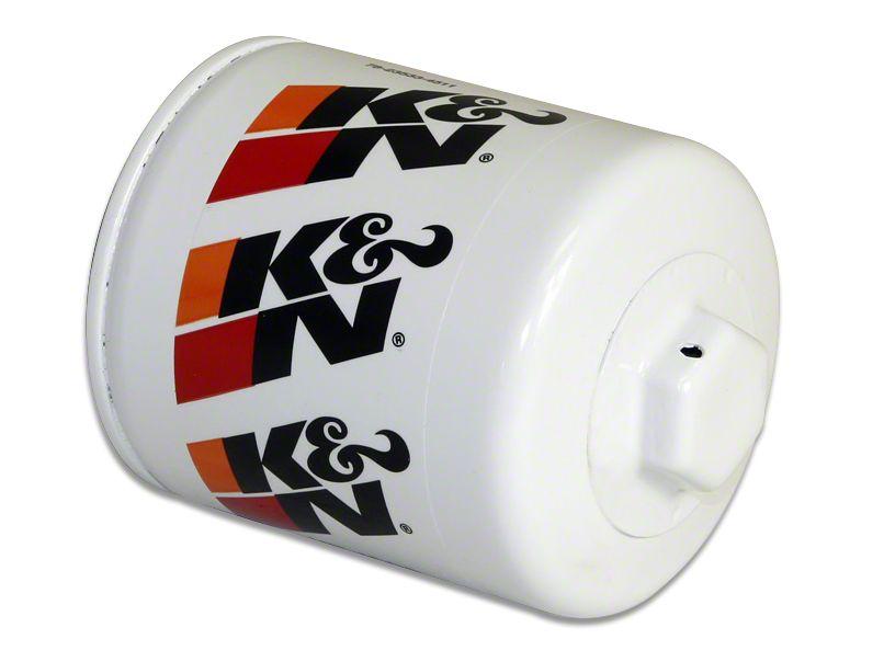 K&N Performance Gold Oil Filter (03-06 2.4L Jeep Wrangler TJ; 07-11 3.8L Jeep Wrangler JK)