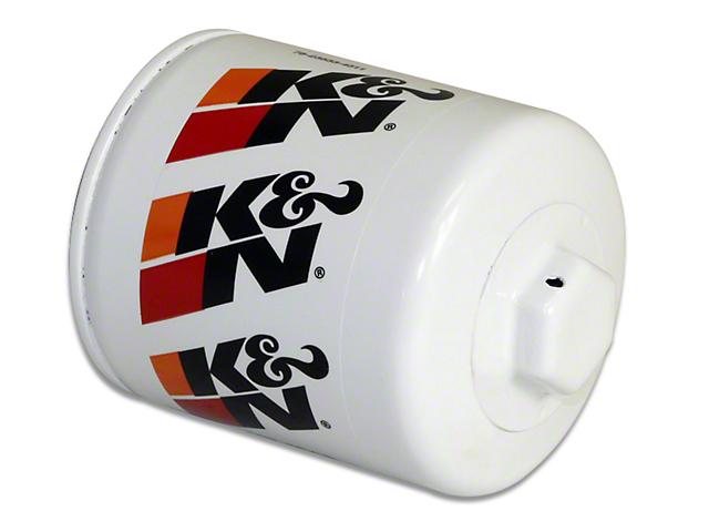 K&N Performance Gold Oil Filter (03-06 2.4L Wrangler TJ; 07-11 3.8L Wrangler JK)