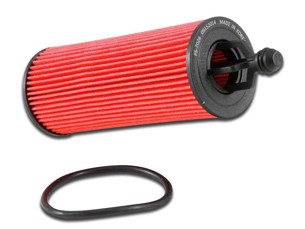 K&N Pro Series Oil Filter (14-18 3.6L Jeep Wrangler JK)