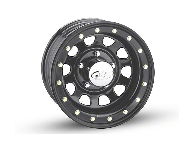 Raceline 54M Daytona Matte Black Wheel - 16x8 (87-95 Jeep Wrangler YJ)
