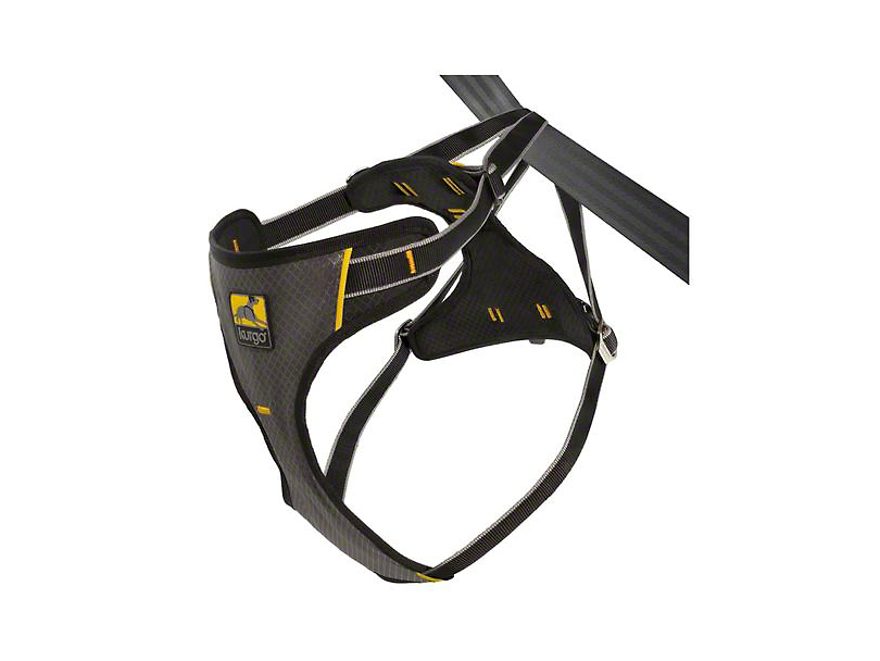 Kurgo Impact Dog Car Harness - Black/Charcoal