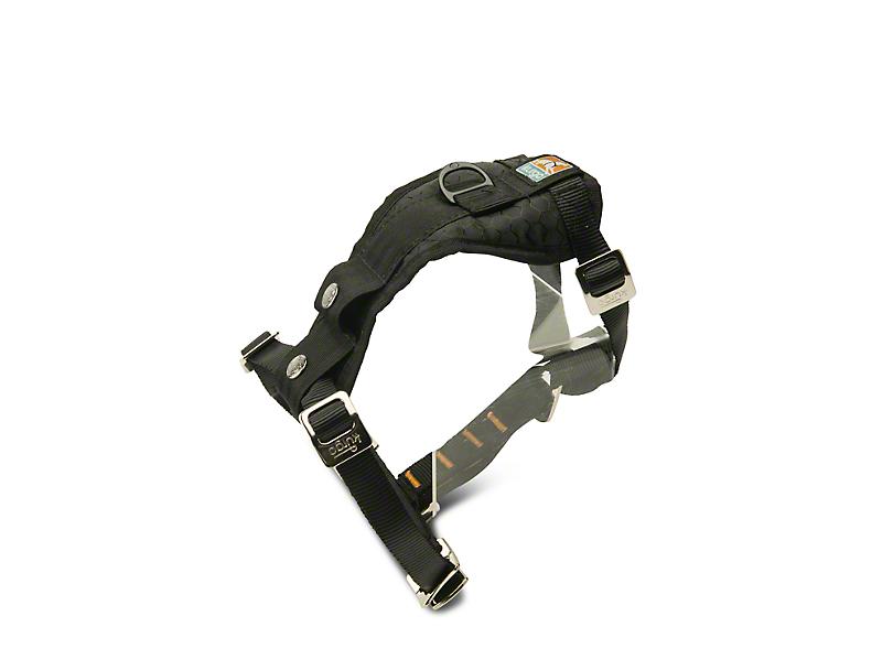 Kurgo Enhanced Strength TruFit Dog Car Harness - Black (87-18 Wrangler YJ, TJ, JK & JL)
