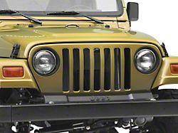 Tuffy Hood Lock (97-06 Jeep Wrangler TJ)