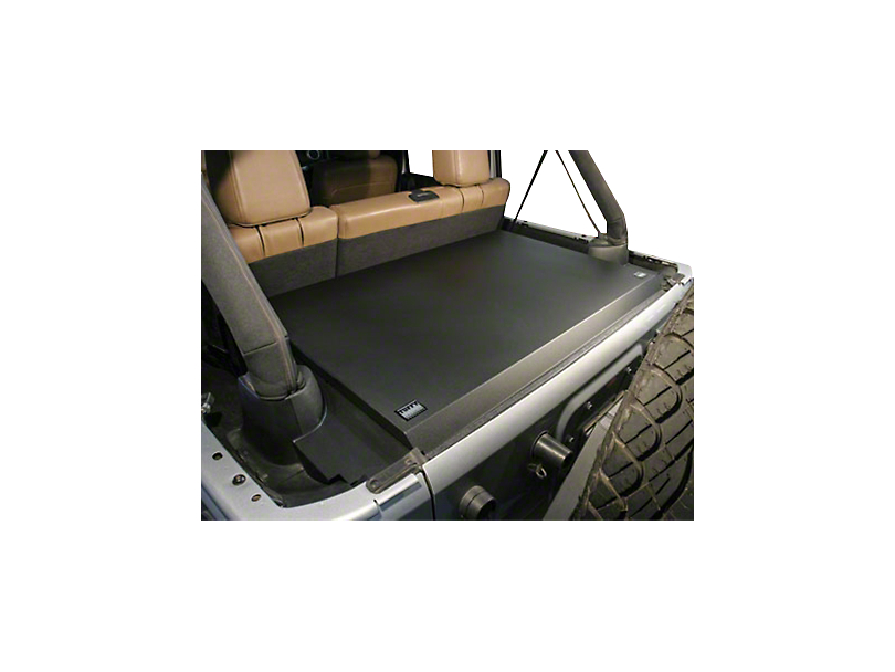 Tuffy Deluxe Security Deck Enclosure (11-18 Jeep Wrangler JK)