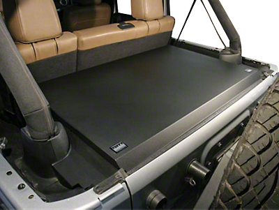Tuffy Deluxe Security Deck Enclosure (11-18 Wrangler JK)