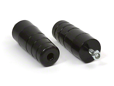 Daystar Bolt-In Extended Front or Rear Bump Stops (97-06 Wrangler TJ)