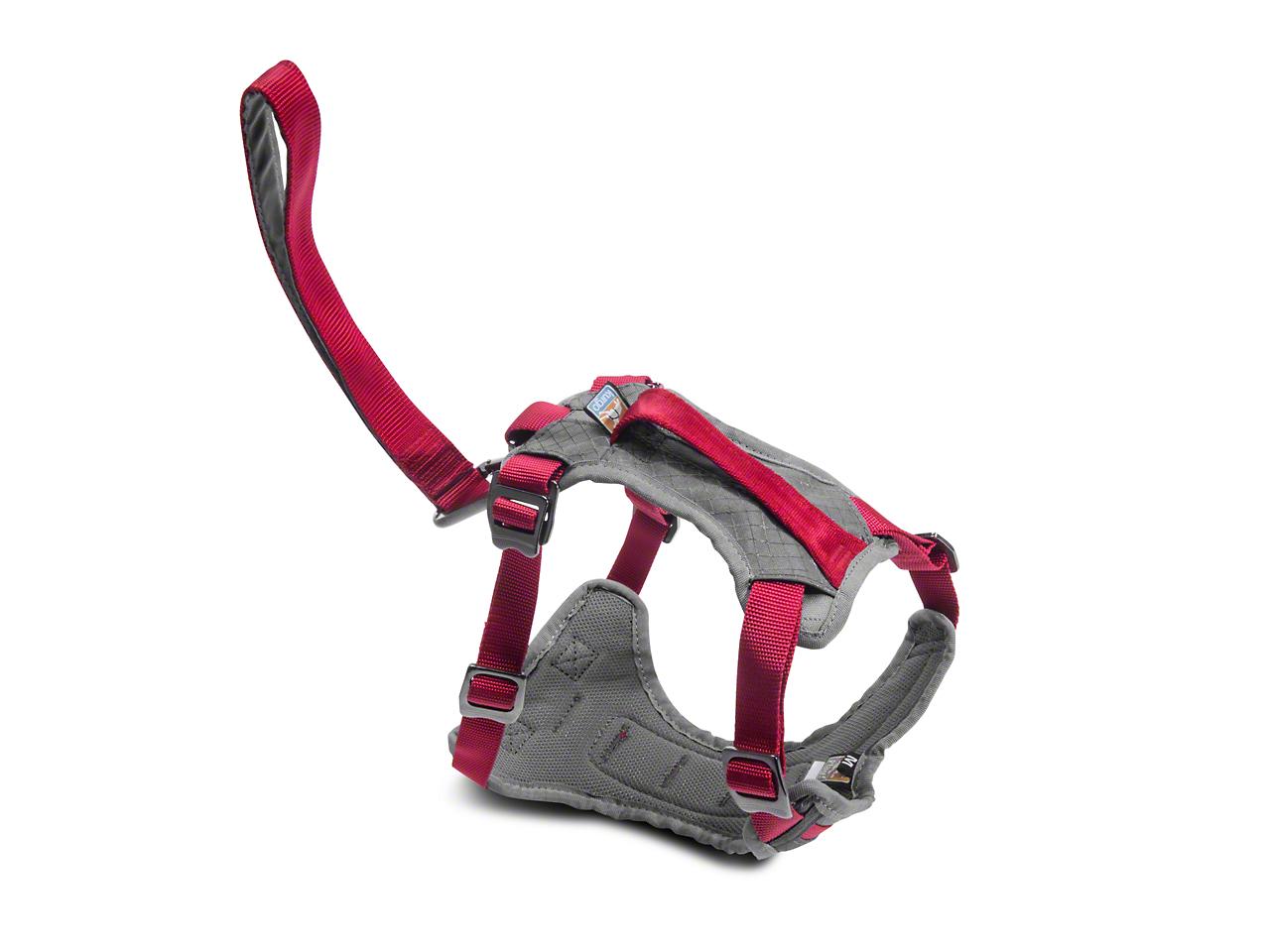 Kurgo Journey Dog Harness - Chili Red/Charcoal