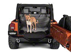 Kurgo Cargo Capes - Charcoal (87-20 Jeep Wrangler YJ, TJ, JK & JL)