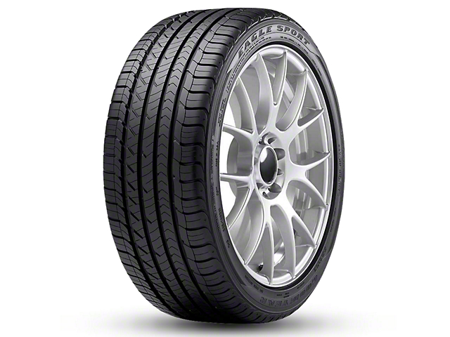 Goodyear Eagle Sport A/S Tire (Available From 23 in. to 25 in. Diameters)