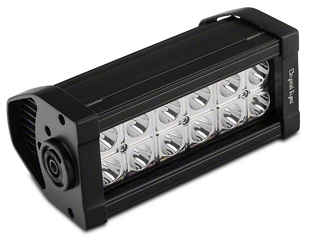 Alteon 7 in. 7 Series LED Light Bar - 30 Degree Flood Beam