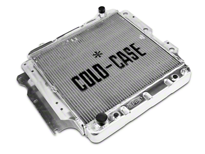 Cold Case Aluminum Performance Radiator (87-06 Wrangler YJ & TJ)