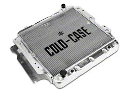 Cold Case Aluminum Performance Radiator (87-06 Jeep Wrangler YJ & TJ)