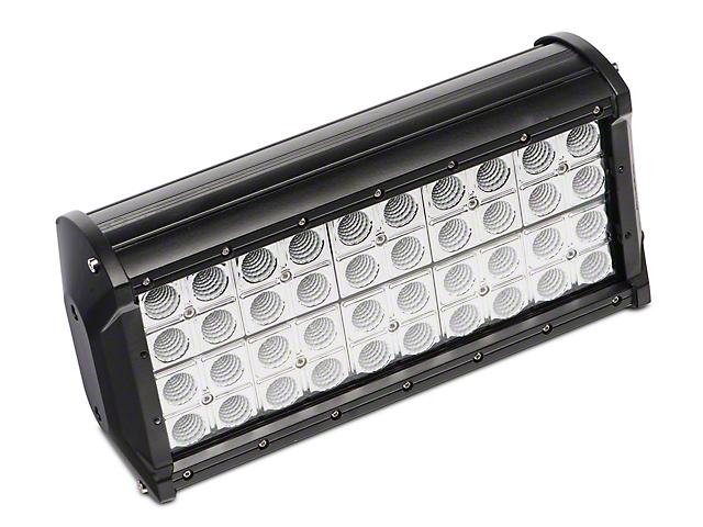 Alteon 12 in. 6 Series LED Light Bar - 60 Degree Flood Beam