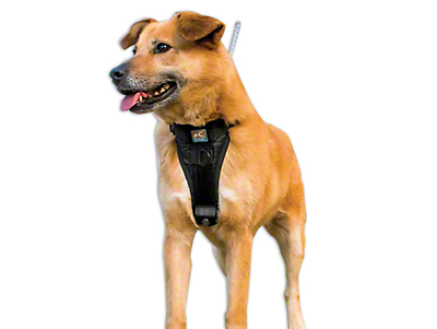 Kurgo TruFit Smart Dog Walking Harness - Black (87-18 Wrangler YJ, TJ, JK & JL)