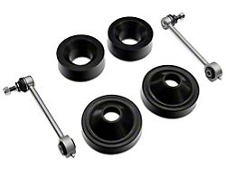 Mammoth 2-Inch Front / 1-Inch Rear Leveling Kit with End Links (07-18 Jeep Wrangler JK)