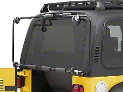 Bestop HOSS Hard Top Cart (87-06 Jeep Wrangler YJ & TJ)
