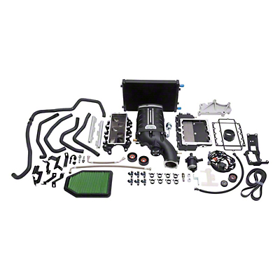 Edelbrock E-Force Stage 1 Street Supercharger Kit w/ Tuner (15-16 Wrangler JK)