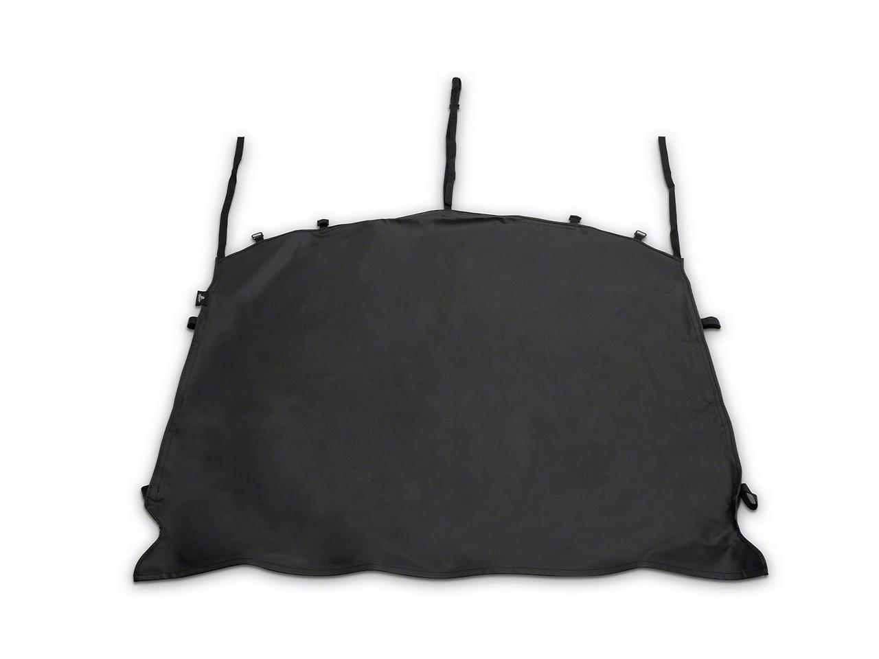 Bestop Strapless Bikini Top - Black Denim (87-95 Jeep Wrangler YJ)