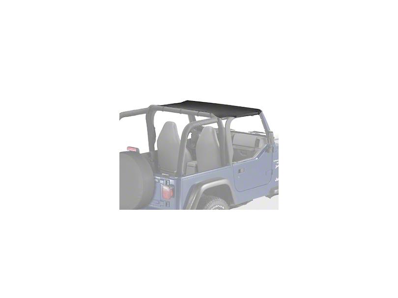 Bestop Strapless Bikini Top - Black Denim (97-02 Jeep Wrangler TJ)
