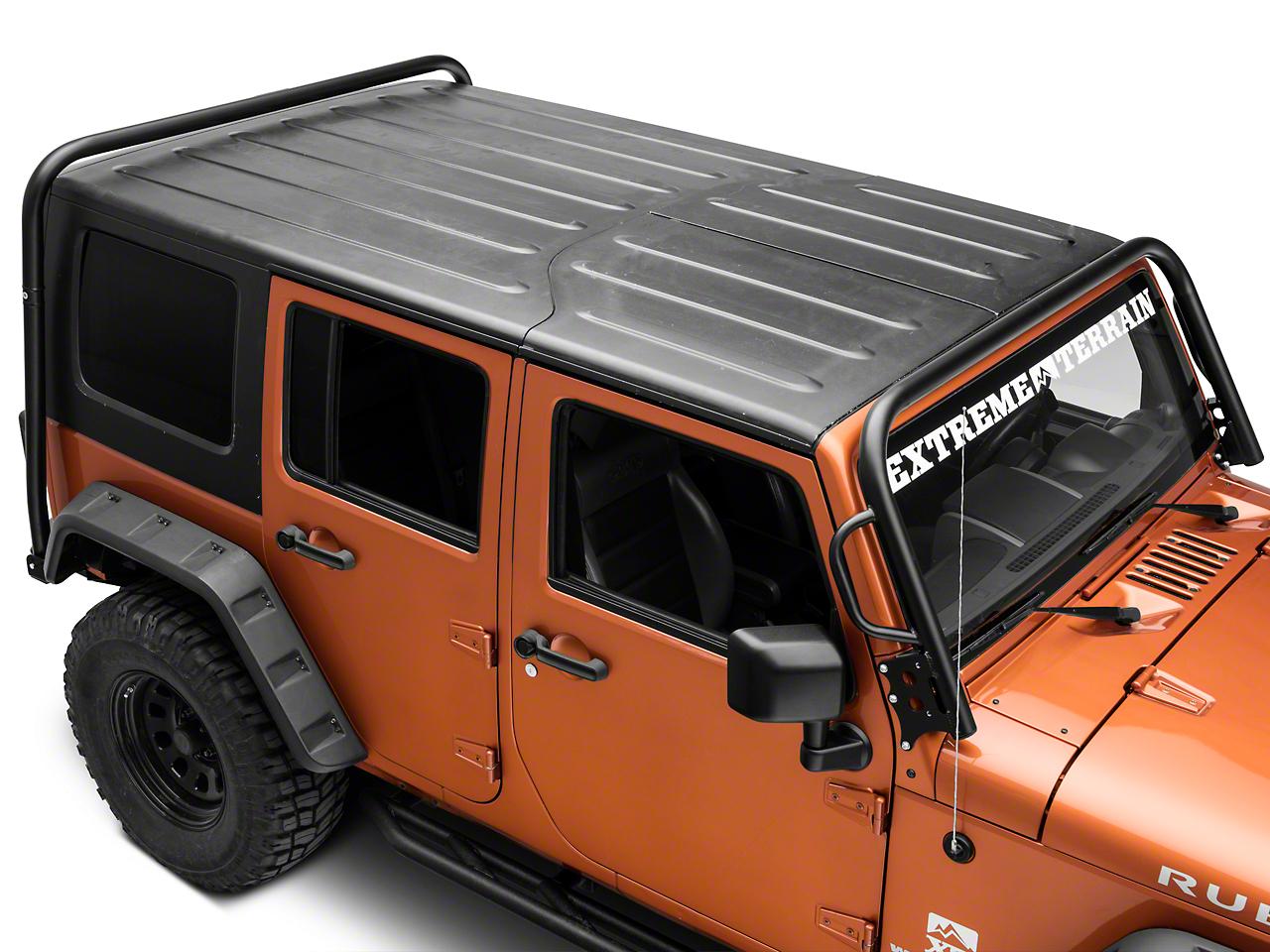 Kargo Master Congo Pro Front & Rear Hoop Kit (07-18 Jeep Wrangler JK)