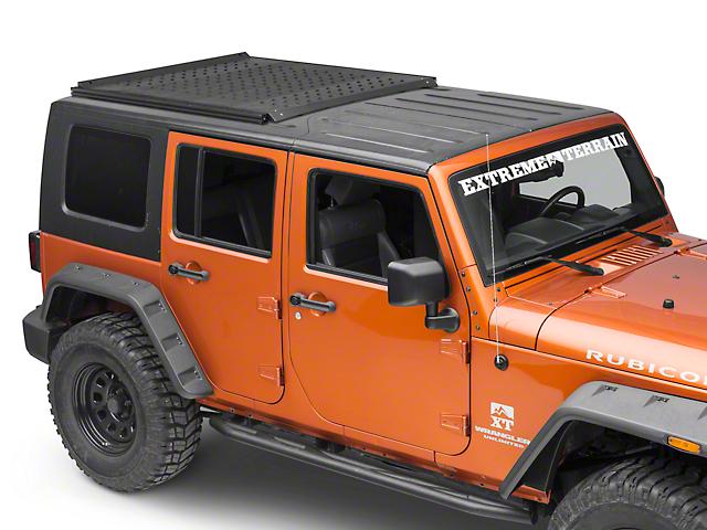 Kargo Master Lo Pro Platform For Hard Tops (07 18 Jeep Wrangler JK 4 Door)