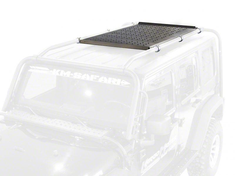Kargo Master MOD-RAK Stealth Kit for Congo Pro Cages (07-18 Wrangler JK)