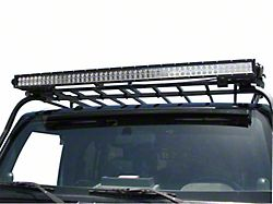 Garvin 50-Inch Light Bar Mount Bracket for 4-Inch High Expedition Roof Rack (Universal; Some Adaptation May Be Required)