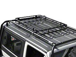Garvin Adventure Rack Basket (97-18 Jeep Wrangler TJ & JK)