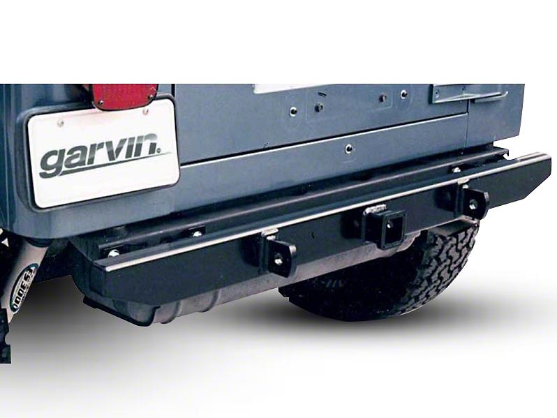 Garvin ATS Series Rear Bumper (87-06 Wrangler YJ & TJ)